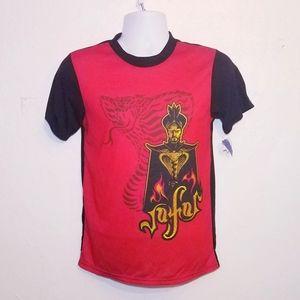 #1097 New Jafar Disney Aladdin Boy Tee Shirt Large